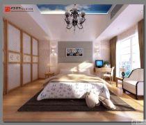 卧室地垫设计图片