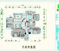 山水黔城平面图