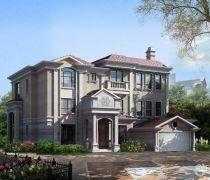 碧贵园倚翠香缇别墅外观设计