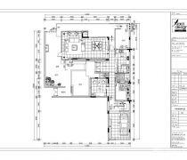 广州南沙阳光闲庭310平米别墅平面图