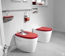 2020最新新房卫生间马桶装饰设计效果图