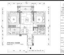 贵安新天地贵华苑65平米小户型平面图