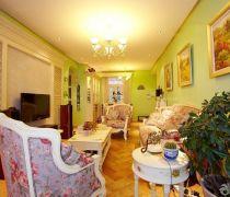 家装客厅电话几茶几装修设计图片