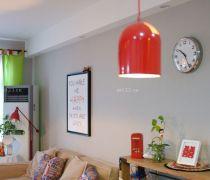 经济适用一室一厅小户型简装装修图片