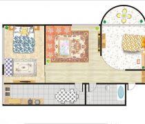 50-80小户型建筑图