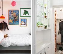 很窝心的20-30平米小户型一室房间装修设计图