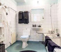 经济适用75平房屋现代简约风格卫生间装修案例大全