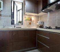 6平米厨房厨房墙砖贴图欣赏
