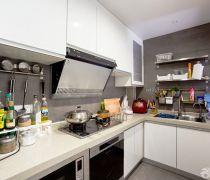 6平米厨房简约风格厨柜设计案例