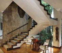 家用二|三折楼梯装修设计图