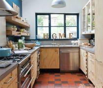 经典厨房用品置物架实木置物架效果图