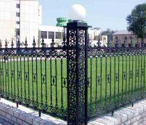 办公区域围栏装修效果图