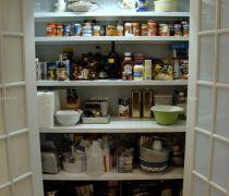 2020厨房储物架图片欣赏