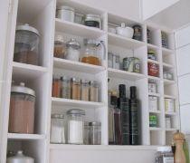 厨房储物架设计案例大全