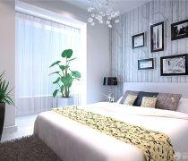 2020新房卧室小阳台设计效果图片