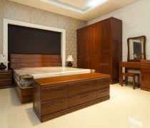 大卧室橡木家具图片