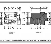 2020自建房楼梯平面图