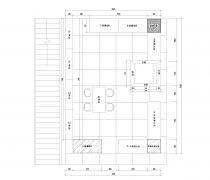 小学办公大楼平面设计图