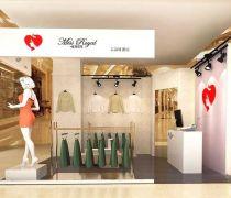 品牌服装店装修设计图片