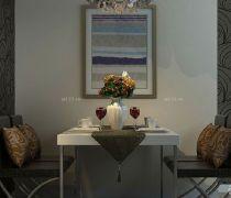 家庭用餐桌设计图