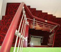 自建房楼梯垫效果图片