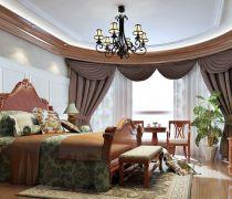 中式风格床上用品古典花纹图案设计