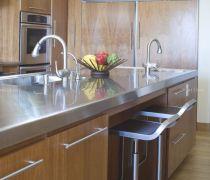厨房不锈钢置物架设计