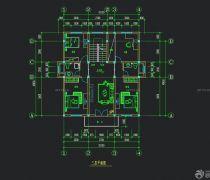 楼房第三层平面图