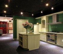 德国柏丽橱柜展厅装修设计效果图