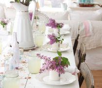 最新婚庆小餐桌布置效果图