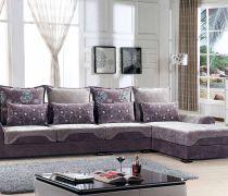 美式品牌布艺沙发坐垫图片