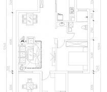 50-80小户型装修设计图