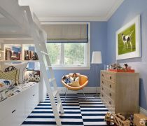 70-80平方小户型儿童房装修样板间大全