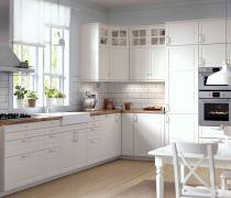 80-90平方米房屋厨房装修样板间