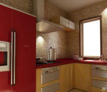 70平米旧房翻新厨房装修设计图片