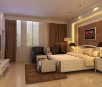 70平米旧房翻新大卧室装修效果图大全
