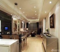 80-90平米酒店式公寓装修效果图