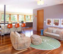 70-80平方一室一厅小户型装修案例