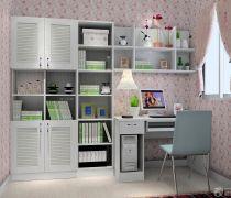 最新80多平米便宜的组合书柜装修图片
