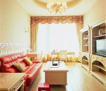 70-80平米房屋组合电视柜装修