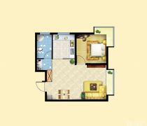 简单的60平米小户型设计平面图方案