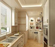 50-60平米小户型厨房酒柜装修效果图片大全