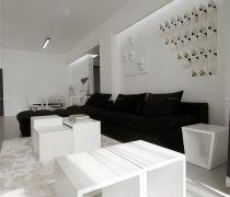 最新现代北欧风格70平米小三房如何装修
