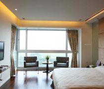 70平米小三房卧室封闭阳台如何装修