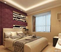90平方房子卧室小飘窗装修设计效果图片