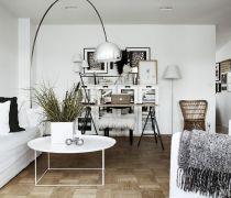 北欧风格60平米房子怎么装修设计图片