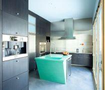 家装厨房装修效果图简约整体厨房设计