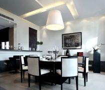 住房餐厅室内装修装饰设计图