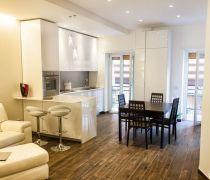 住房厨房吧台室内装饰设计图