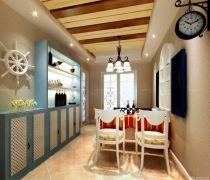 美式家装风格80平米的房子如何装修效果图